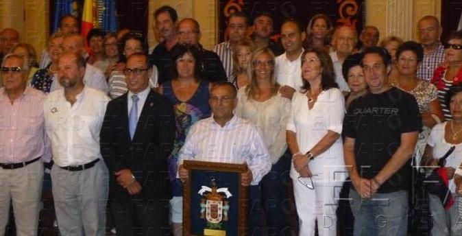 Los Clubes Marítimos de Melilla y Motril celebran su relación de fraternidad