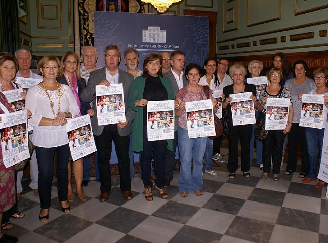 El Ayuntamiento de Motril pone en marcha la Campaña de recogida de alimentos a benéfico de la Asociación 'Virgen de la Cabeza'