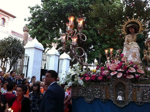 La Divina Pastora pone el broche de oro a las fiestas de barrio con gran éxito de participación