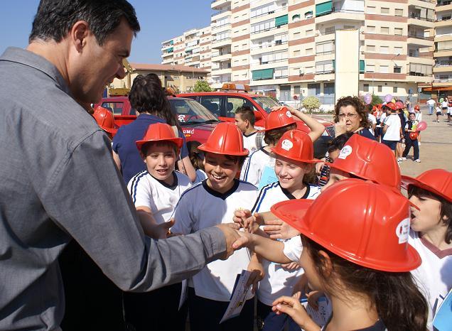 Más de mil niños participan en las actividades de la Semana de la Prevención