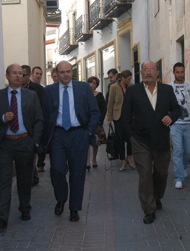 Sebastián Pérez anuncia que Albuñol contará con una oficina descentralizada de la Agencia Provincial de Administración Tributaria