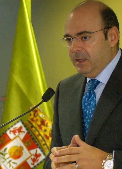 El presidente de la Diputación defiende el corredor del Mediterráneo por Motril