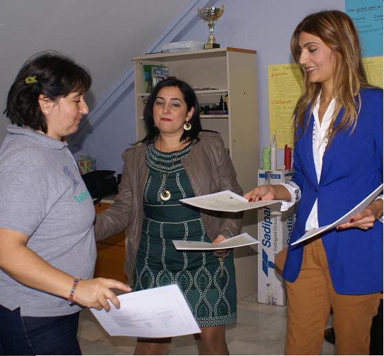 El taller de Educador Infantil se despide con gran satisfacción de las alumnas