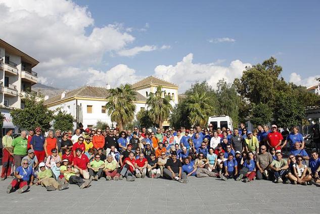 La Alpujarra se prepara para su III Marcha Popular con la participación de más de 150 senderistas