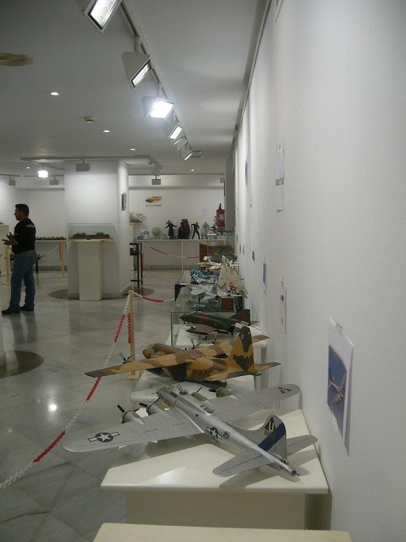 Exposición de modelismo estático de Motril 2011