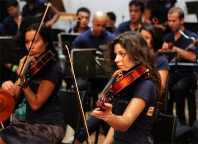 El Banco de Alimentos celebra una recogida de alimentos durante dos conciertos de la Orquesta Sinfónica Goiás