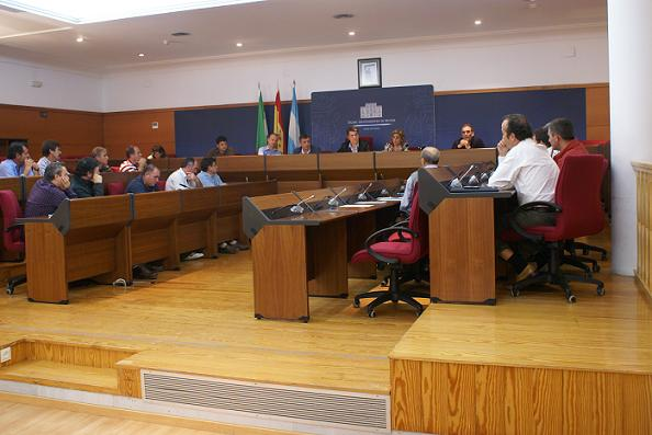 El Consejo municipal Agrario insta a la Junta de Andalucía a que recojan partidas presupuestarias concretas  para las canalizaciones de Rules