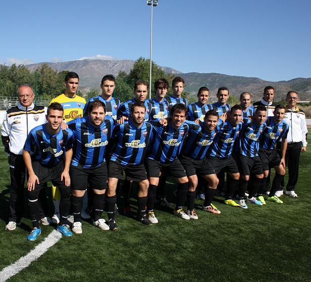 Nueva goleada del Motril At al marcarle 9-0 al Perica Granada