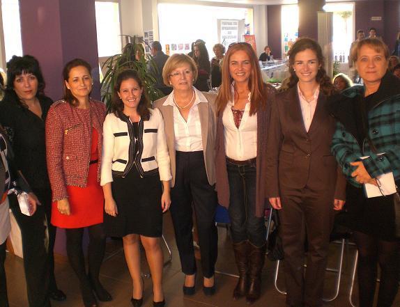 Rotundo éxito en la I Muestra de Empresas y el III Encuentro de Mujeres Empresarias y Emprendedoras Motrileñas