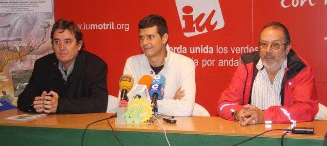 IU propone desarrollar la comarca de Motril con la creación de un centro de innovación tecnológico en energías renovables