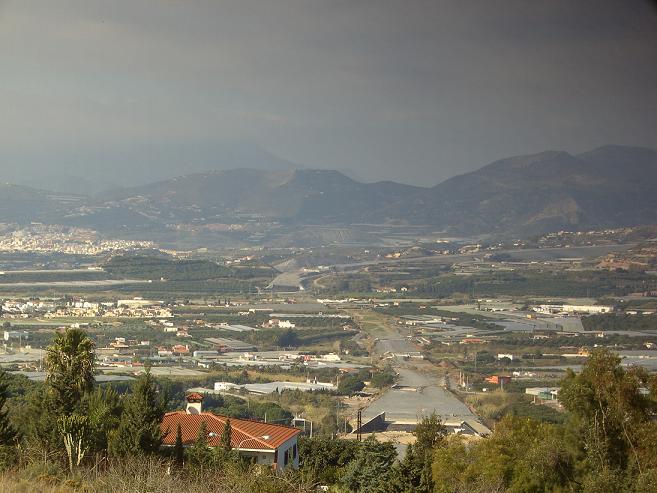 Adjudicadas las obras del último tramo de la A-7 a su paso por Granada