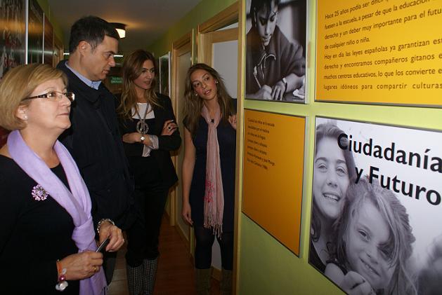 La Asociación de Mujeres Empresarias Gitanas 'Dirveripen' organizan la actividad 'Cultura para compartir'