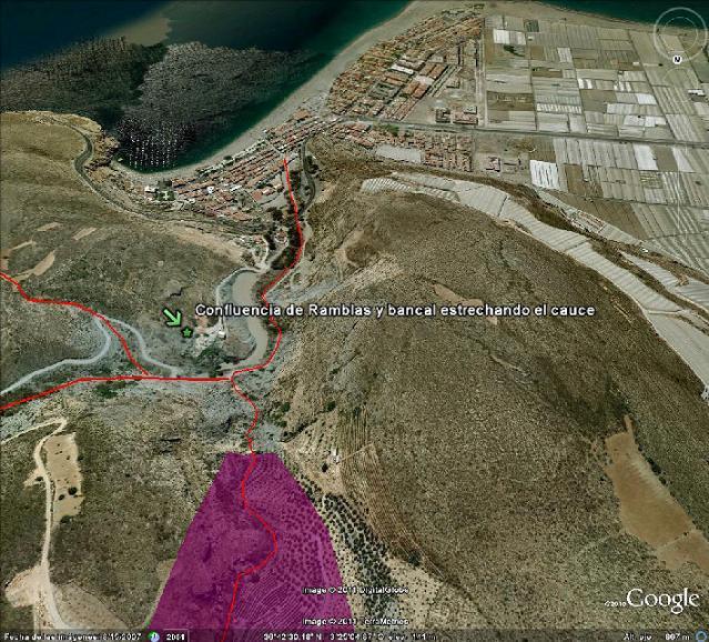 Informe de la Asociación Buxus sobre la riada de Calahonda
