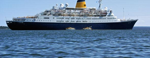 El puerto de Motril triplicó el número de cruceros