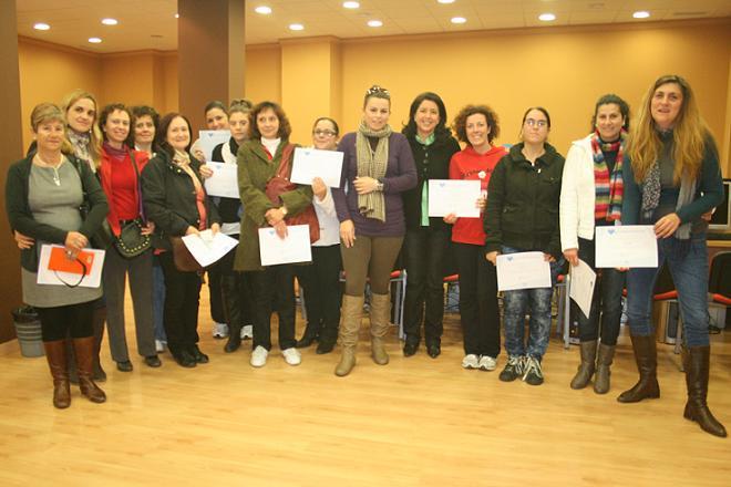 Cerca de 75 mujeres almuñequeras han participado en los cursos de informática realizados a través del Centro de la Mujer