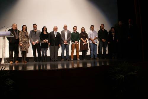 La obra 'Bodegón de la copa de vino', primer premio del IV Certamen Ramón Portillo
