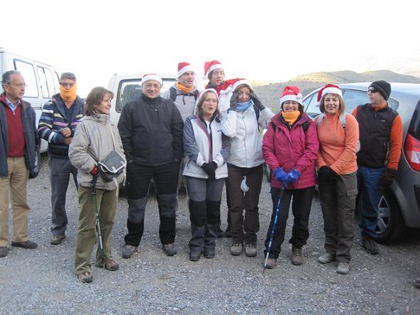 Órgiva cierra su campaña de senderismo con 700 participantes