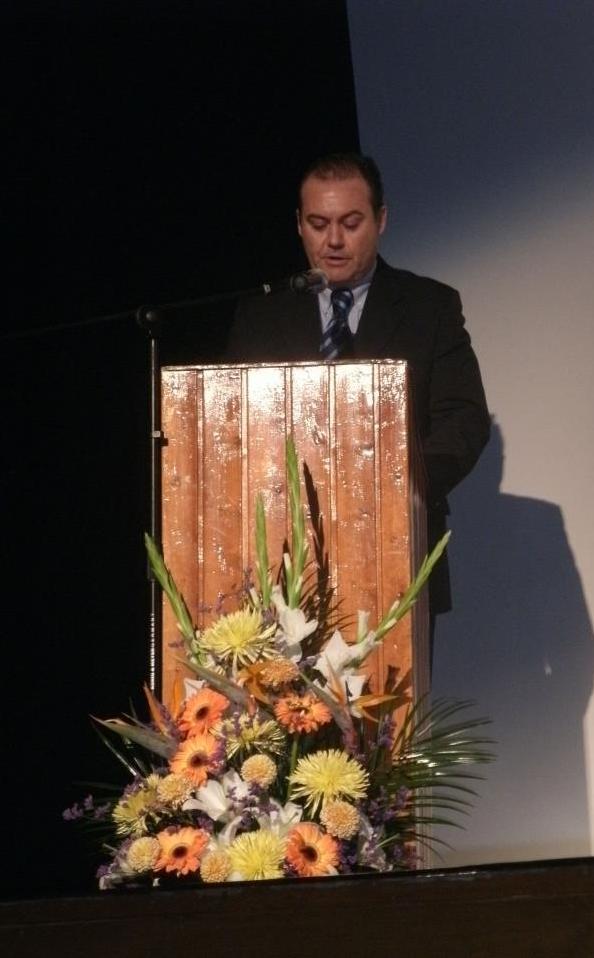 Fernando Pérez Martín Delegado Nacional de la UNED