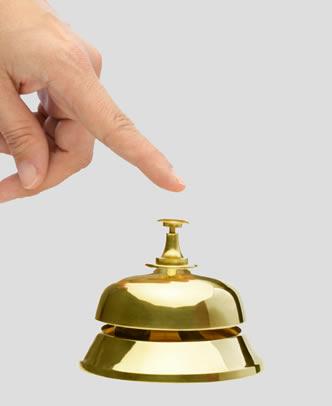 El timbre de recepción se convierte en un código QR