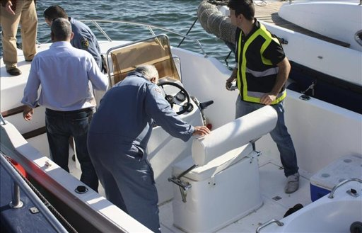 Dos detenidos cuando intentaban introducir 1.500 kilos de hachís en Motril