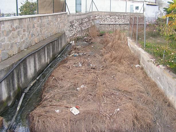 El Ayuntamiento de Salobreña arreglará la rambla de La Caleta