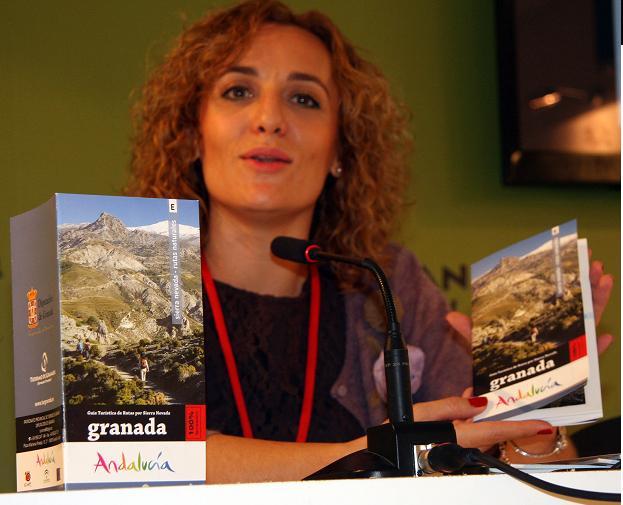 El Patronato edita un nuevo folleto de Sierra Nevada con rutas e itinerarios naturales