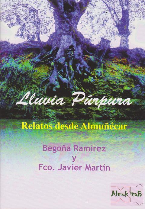"""Begoña Ramírez Joya y Francisco Javier Martín Franco presentan su libro """"Lluvia de Púrpura"""""""