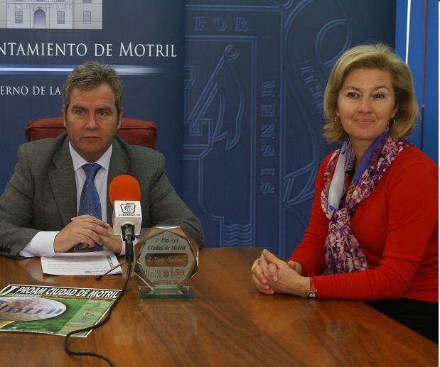 Motril jugará al golf a beneficio de Cáritas Interparroquial