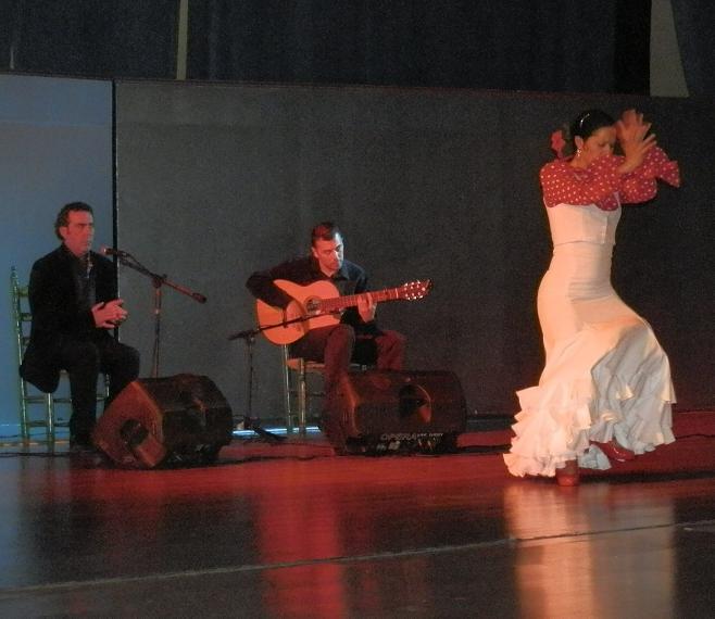 """La Casa de la Cultura de Almuñécar de Almuñécar acoge esta noche el espectáculo flamenco """"Alma Morisca"""""""