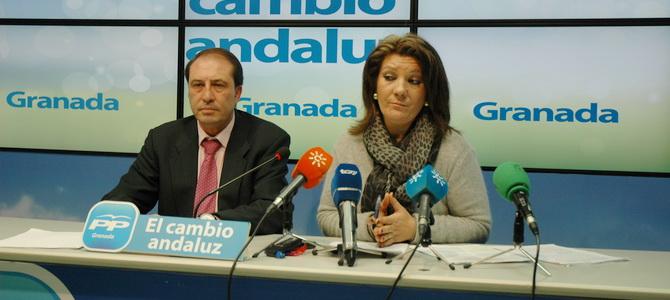 El PP de Orgiva y Lanjarón denuncia el estado de las infraestructuras de La Alpujarra