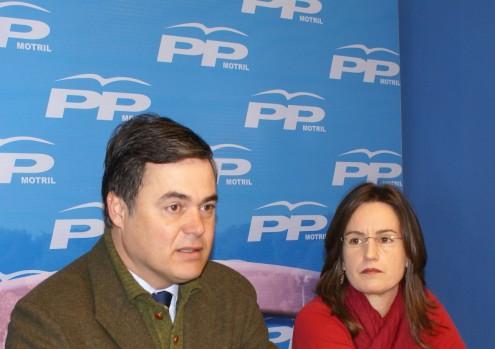 """El PP achaca las manifestaciones de Pezzi sobre las infraestructuras """"a una pataleta de mal perdedor"""""""