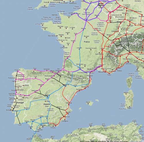 El PSOE defiende ahora el trazado del Corredor Ferroviario que antes rechazó