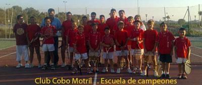 La liga de tenis de Motril se encuentra comandada por Andrés Vázquez y Quique Cobo después de la tercera entrega de resultados.