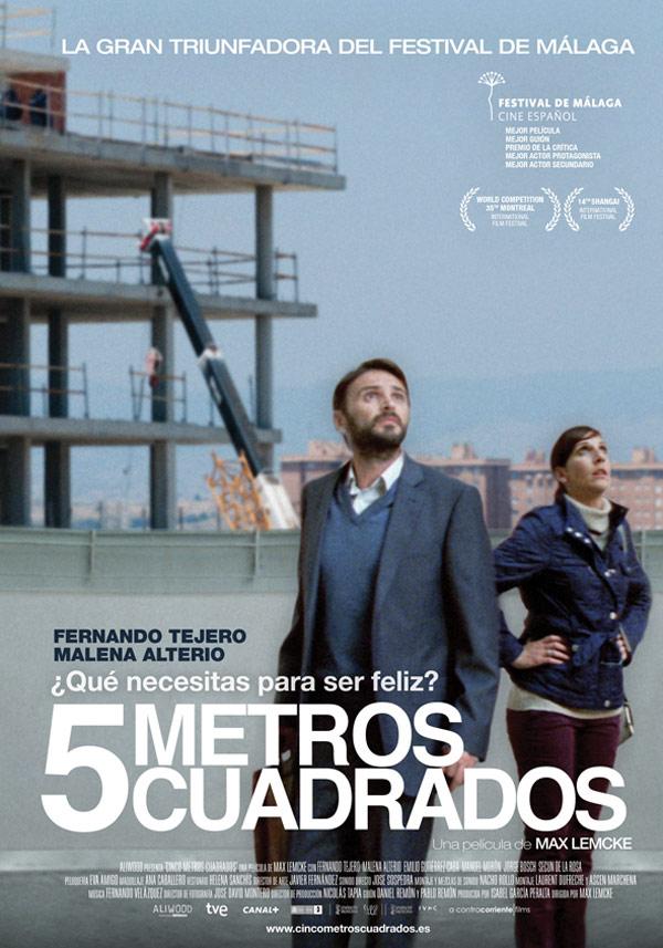 Tras el éxito del pasado miércoles Cine Club Mediterráneo vuelve a proyectar Cinco Metros Cuadrados