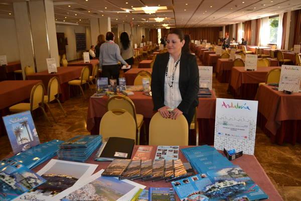 Salobreña participa en un workshop del tourpoerador ruso Natalie Tours