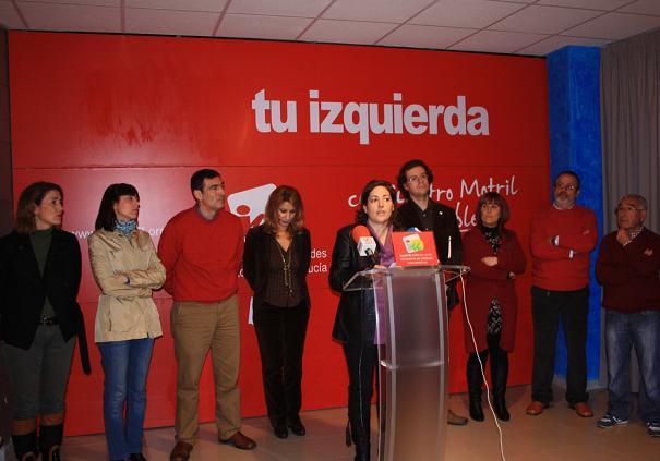 IU defiende que es la única fuerza que tiene un planeamiento estratégico de desarrollo de la Costa de Granada
