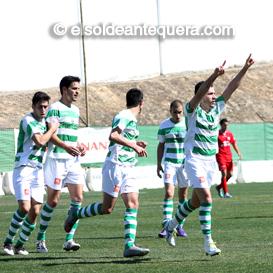 El Motril CF pierde en Antequera 2-1