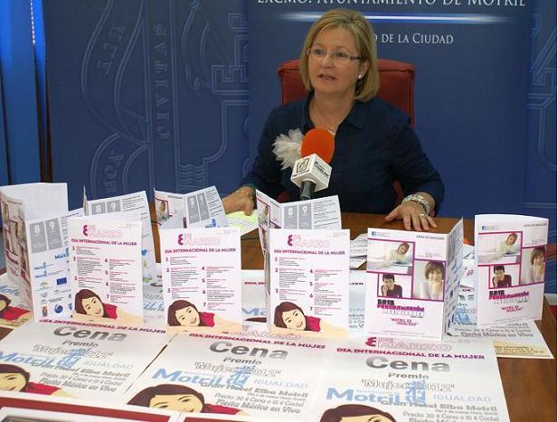 Motril conmemora el 8 de marzo el 25 aniversario del centro municipal de información a la mujer