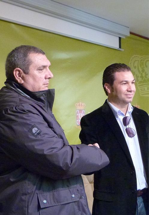 El Granada y el Motril CF firman un convenio de colaboración