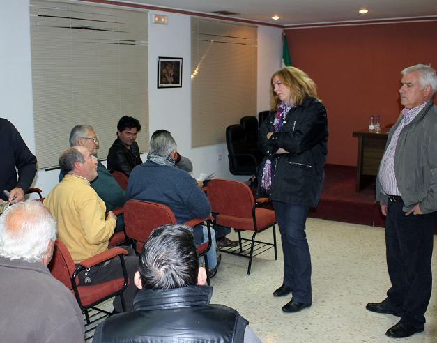 Flor Almón destaca los cerca de seis millones de euros invertidos por la Junta de Andalucía en Otívar durante esta legislatura