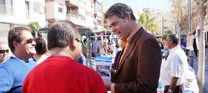 """Carlos Rojas """"la mejor política social es aquella que crea empleo"""""""
