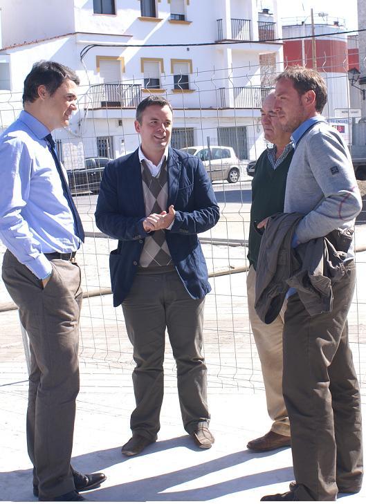 La Plaza de Santa Adela contará con un parque infantil y aparatos biosaludables