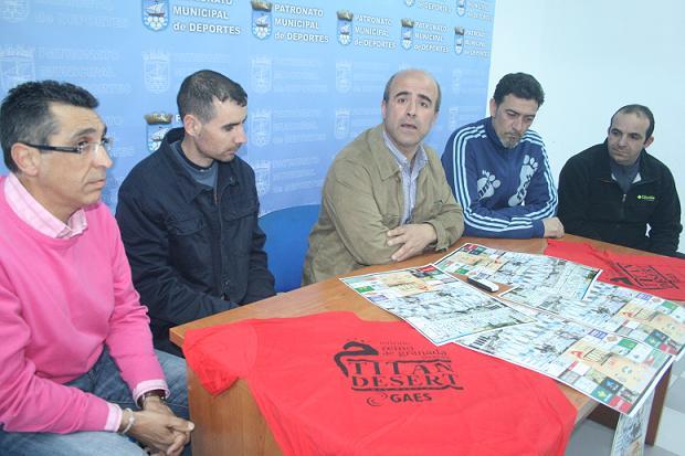 """Cerca de 400 ciclistas se han preinscrito en la II Maratón  de Mountain bike """"Ciudad de Almuñécar""""  elegido como prueba """"Titán Series"""""""
