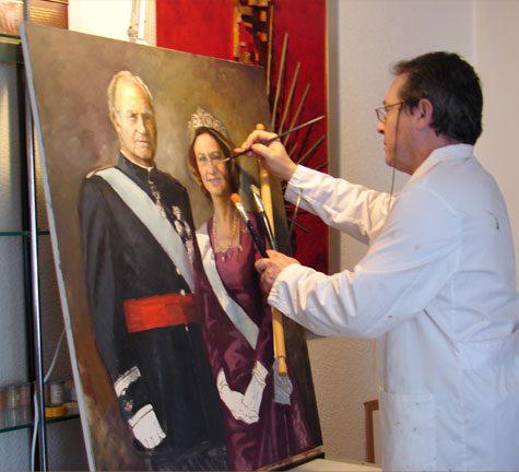 En marcha los cursos de pintura al óleo
