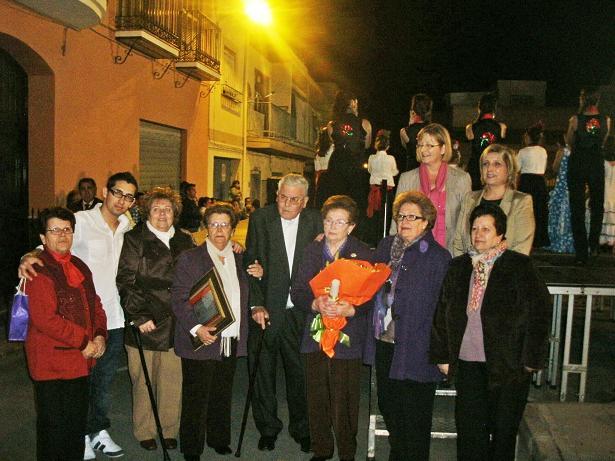 El barrio de San José se echó a la calle para vivir las fiestas de su patrón