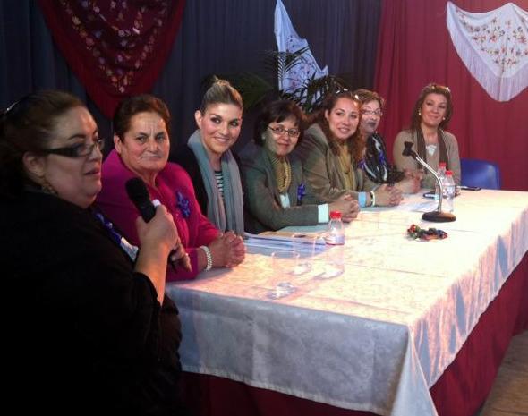 Las asociaciones de mujeres de la Alpujarra se reúnen en Valor para poner en común sus experiencias por la igualdad