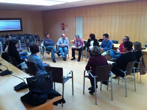 Órgiva crea el grupo de trabajo para el desarrollo del proyecto Red Local de Acción en Salud