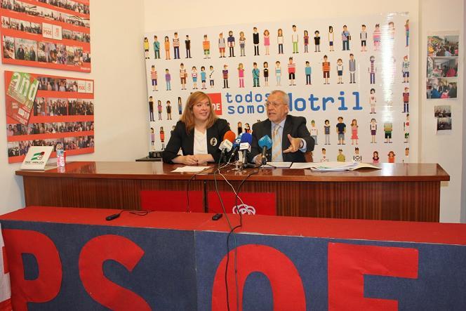 El PSOE exige el inicio inmediato de las obras en el tramo Gorgoracha-Puntalón de la A-7