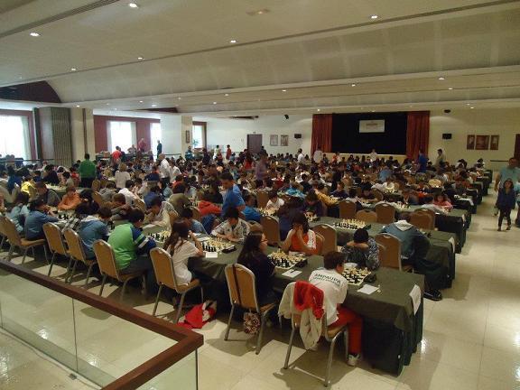 Los ajedrecistas de Salobreña se hacen notar en el Campeonato de Andalucía