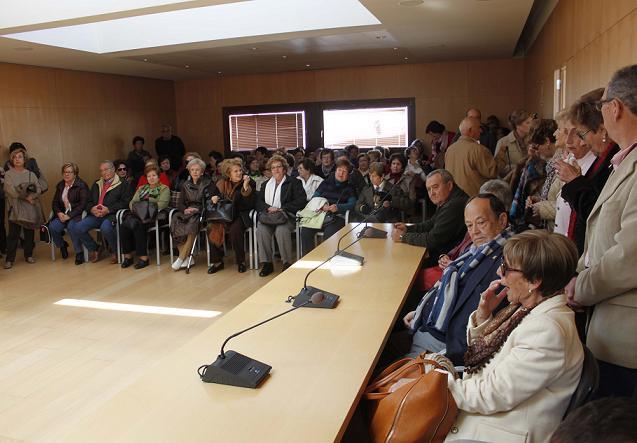 Órgiva se convierte por un día en sede del Aula Permanente de Formación Abierta de la UGR